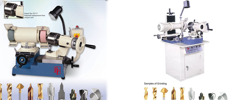 drill and tool grinding machine-1